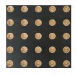 Holz Untersetzer - Dekorando - Relief